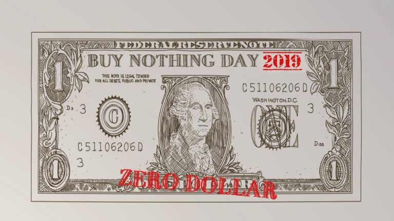 Buy Nothing Day - ediția a doua